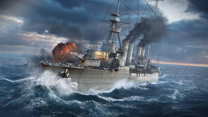戰艦世界海戰世界