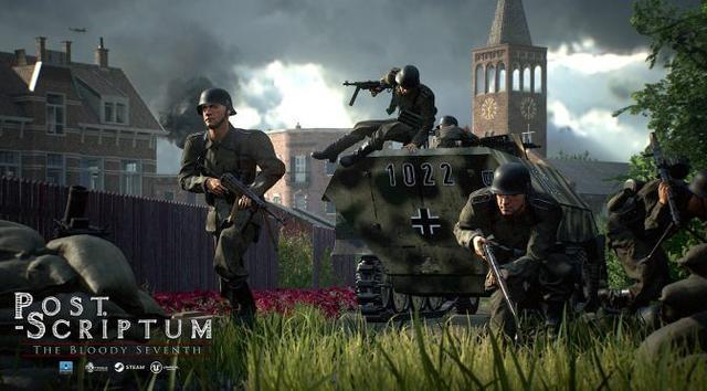 《戰爭附言》這款游戲怎么樣?