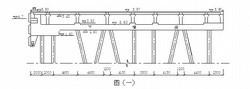 易工高樁板梁式碼頭CAD