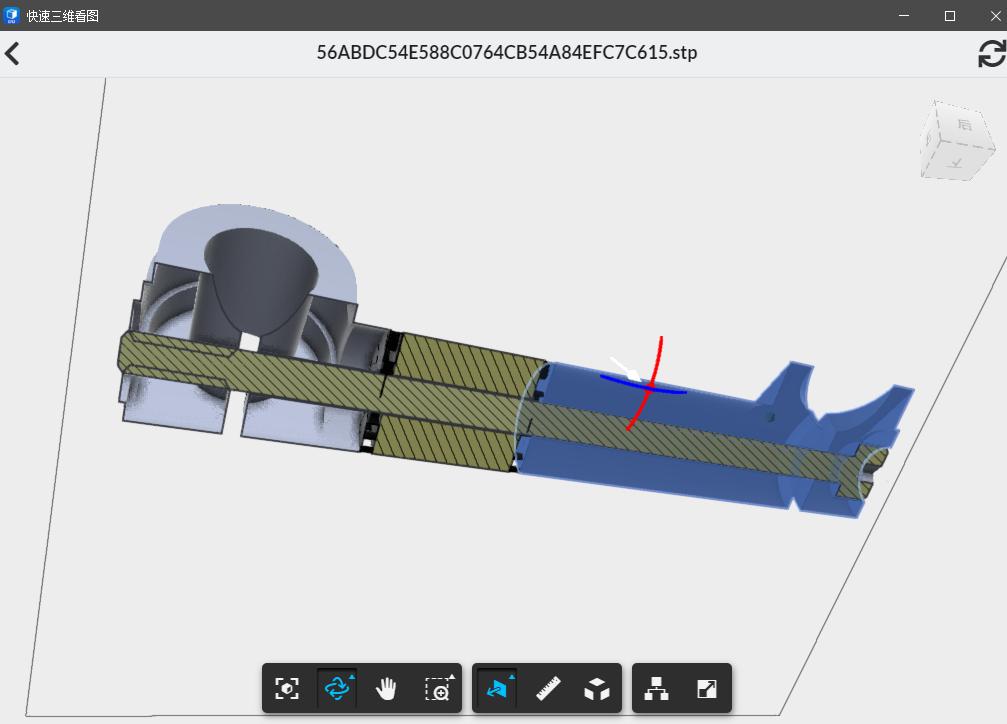 三維CAD看圖