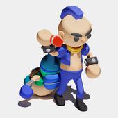 藍色刺猬英雄